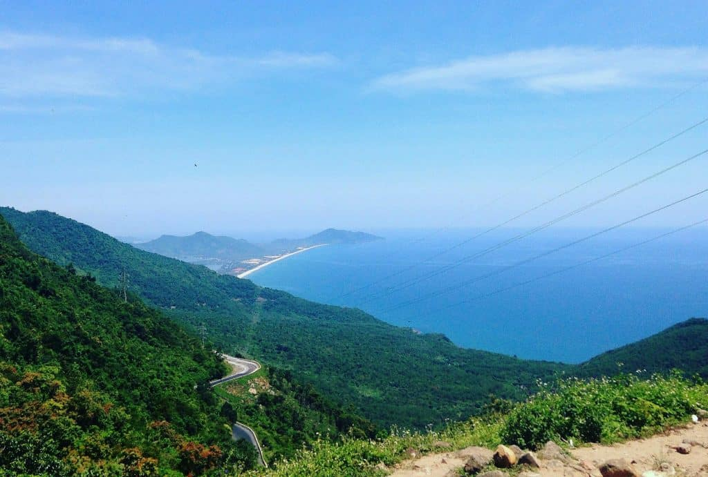 Hai Van Pass Viewpoint