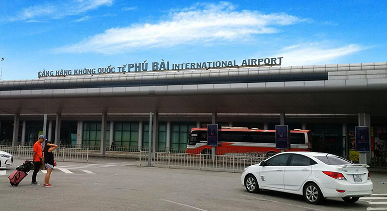 Hue Airport In Vietnam – Phu Bai Airport