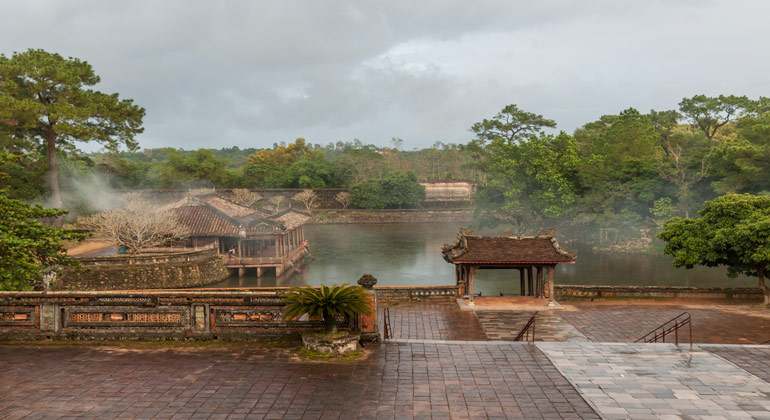 Day trips from Hue - Tu Duc Emperor's Tomb