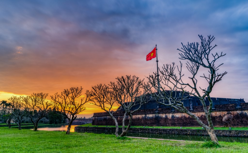 What to do in Hue at night - Hue nightlife - Citadel