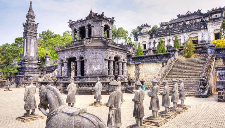 Da Nang to Hue Day Trip - Day trips from Da Nang - Khai Dinh Tomb