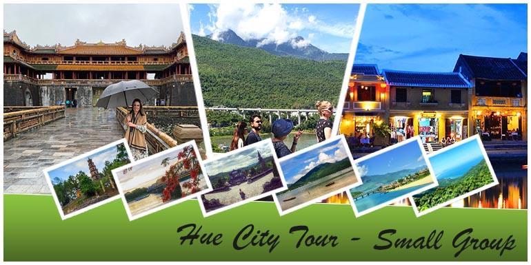 Hue city tour small group