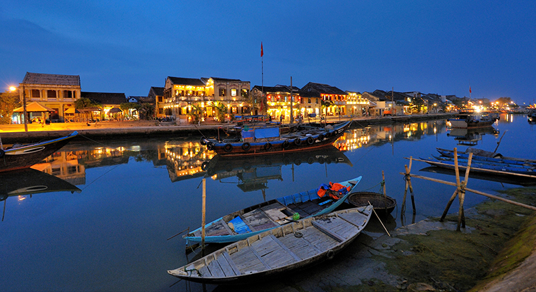 Exploring Central Vietnam: Danang Hue Hoi An Itinerary - Hoi An Ancient Town