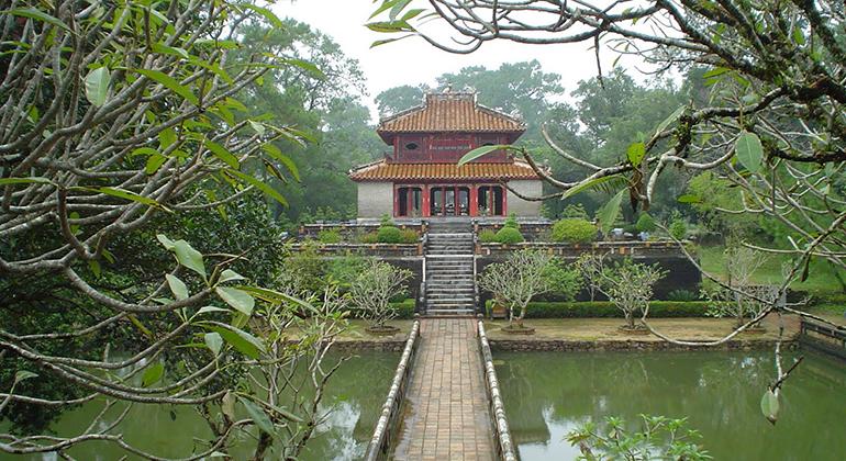 Exploring Central Vietnam: Danang Hue Hoi An Itinerary - Mih Mang Tomb