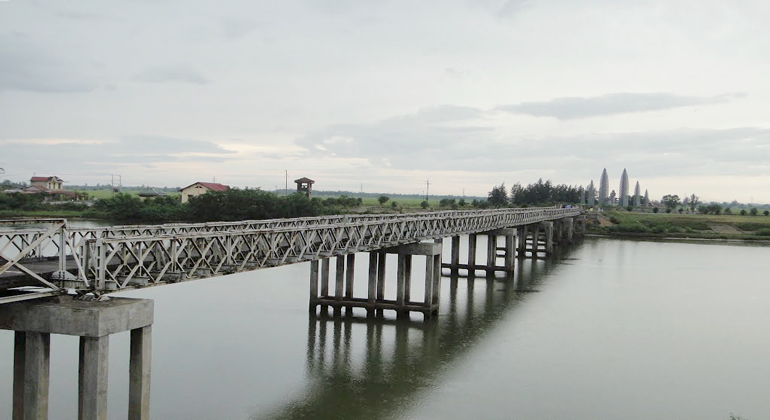 Dong Hoi to Hue by private car 2