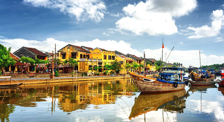 Hue to Hoi an Train - Hoi An Ancient Town