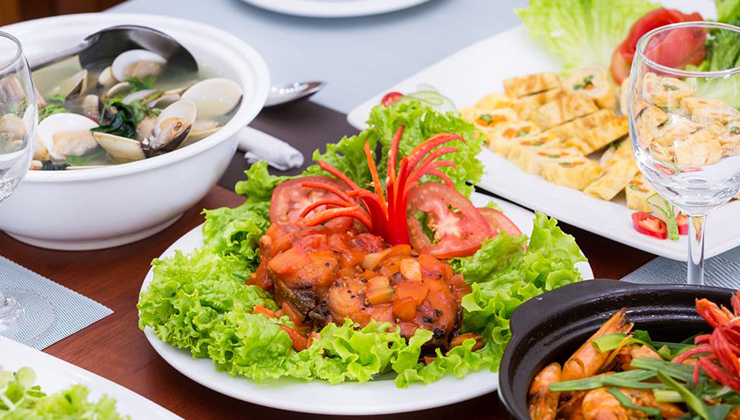 Best places to eat in Da Nang