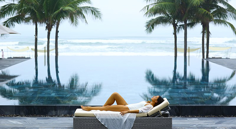 Best Place to Stay in Da Nang - Best area to stay in Danang - Beachfront