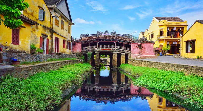 Day trip to Hoi An from Danang
