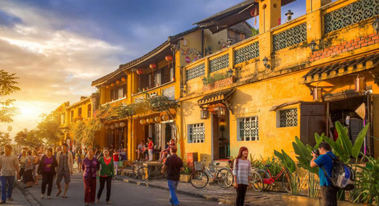 Day trip to Hoi An from Danang - Hoi An Old Town
