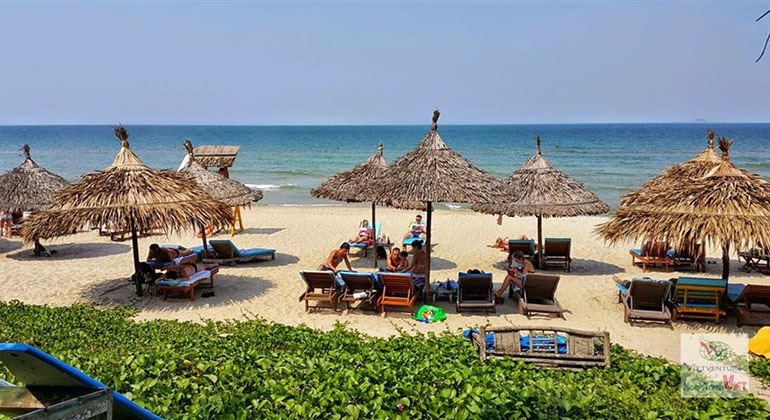 Day trip to Hoi An from Danang - An Bang Beach Hoi An