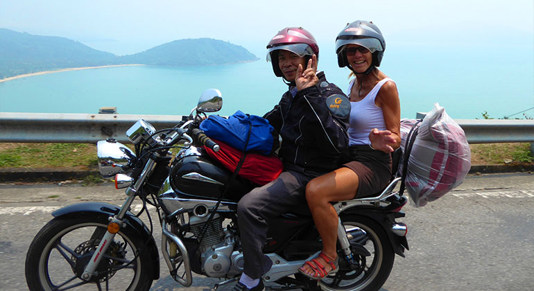 Best Way to get from Hue to Hoi An - Travel from Hue to Hoi An by Motorbike