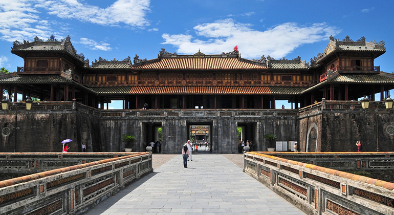 Is Hue worth visiting - Where is Hue - Hue Citadel
