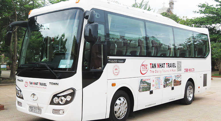 Best Way to get from Hue to Hoi An - Travel from Hue to Hoi An by Bus