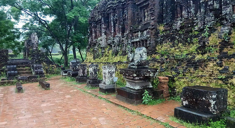 Travel from Danang to Hoi an: 1 Day Itinerary - My Son Sanctuary