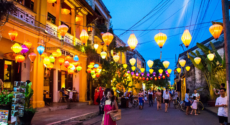 What to do in hoi an for 3 days