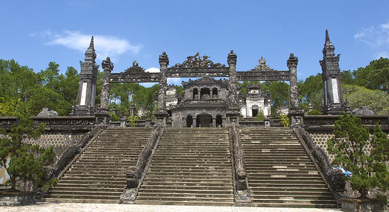 Hue: Is it worth visiting? - Khai Dinh tomb