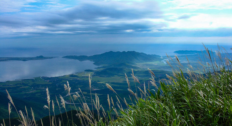 Danang to Bach Ma national park by car 1