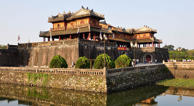 Danang - Hue -Hoi An 4 days by private car 2