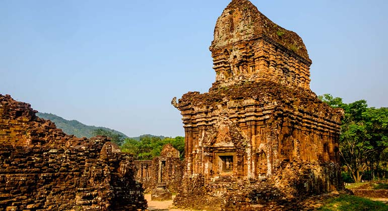 Danang - Hue -Hoi An 4 days by private car 4