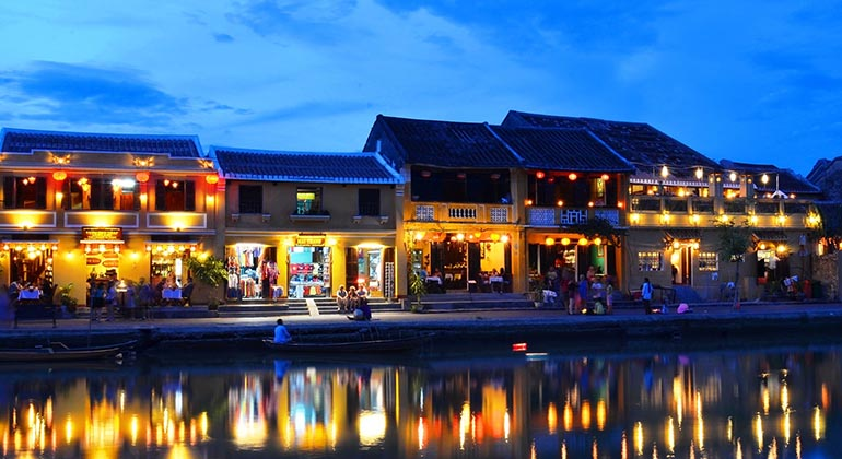 Explore Danang – Hue – Hoi An 4 Days by car