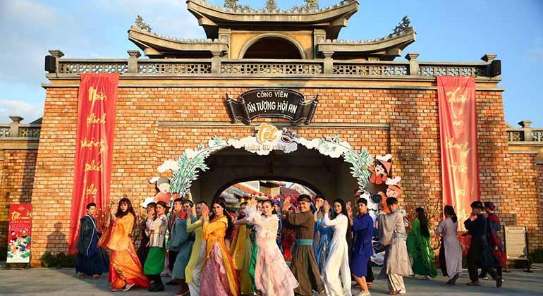 Hoi An Memories Show - Hoi An impression theme park 12
