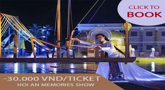 banner hoi an memories show 2
