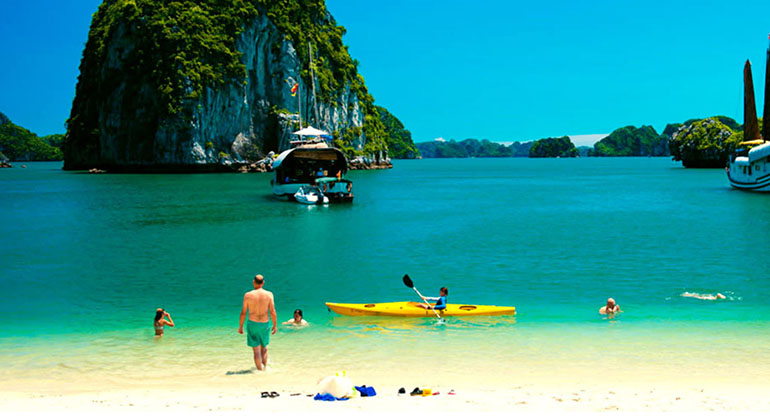 Halong bay 3 days 2 nights - La pandora cruises 13