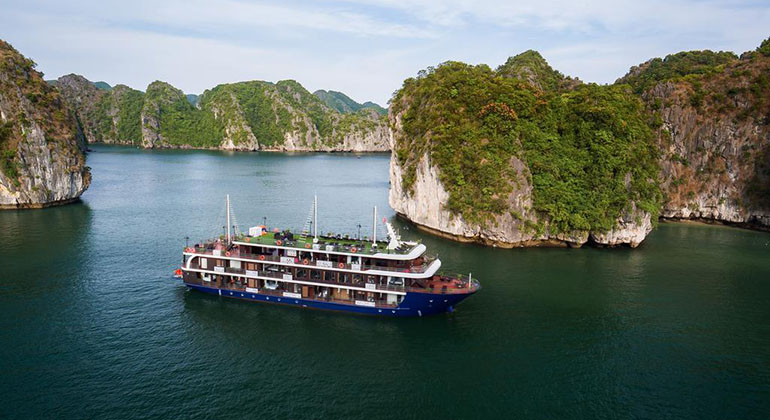 Halong bay 3 days 2 nights - La pandora cruises 2