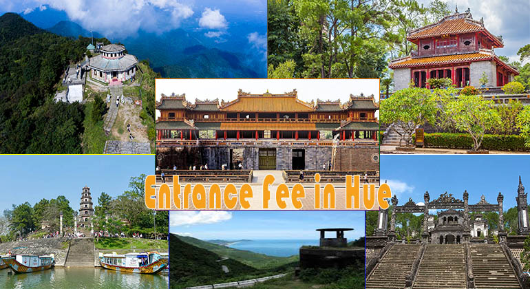 Hue entrance fee