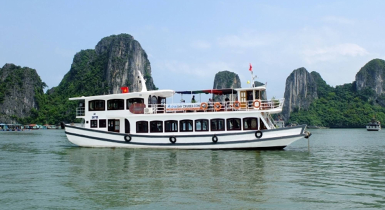 Halong Bay 1 Day Tour – Alova Day Cruises
