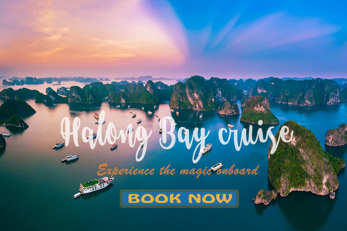 Halong Bay cruises banner 2
